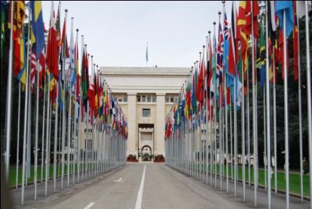 Geneva United Nations Building